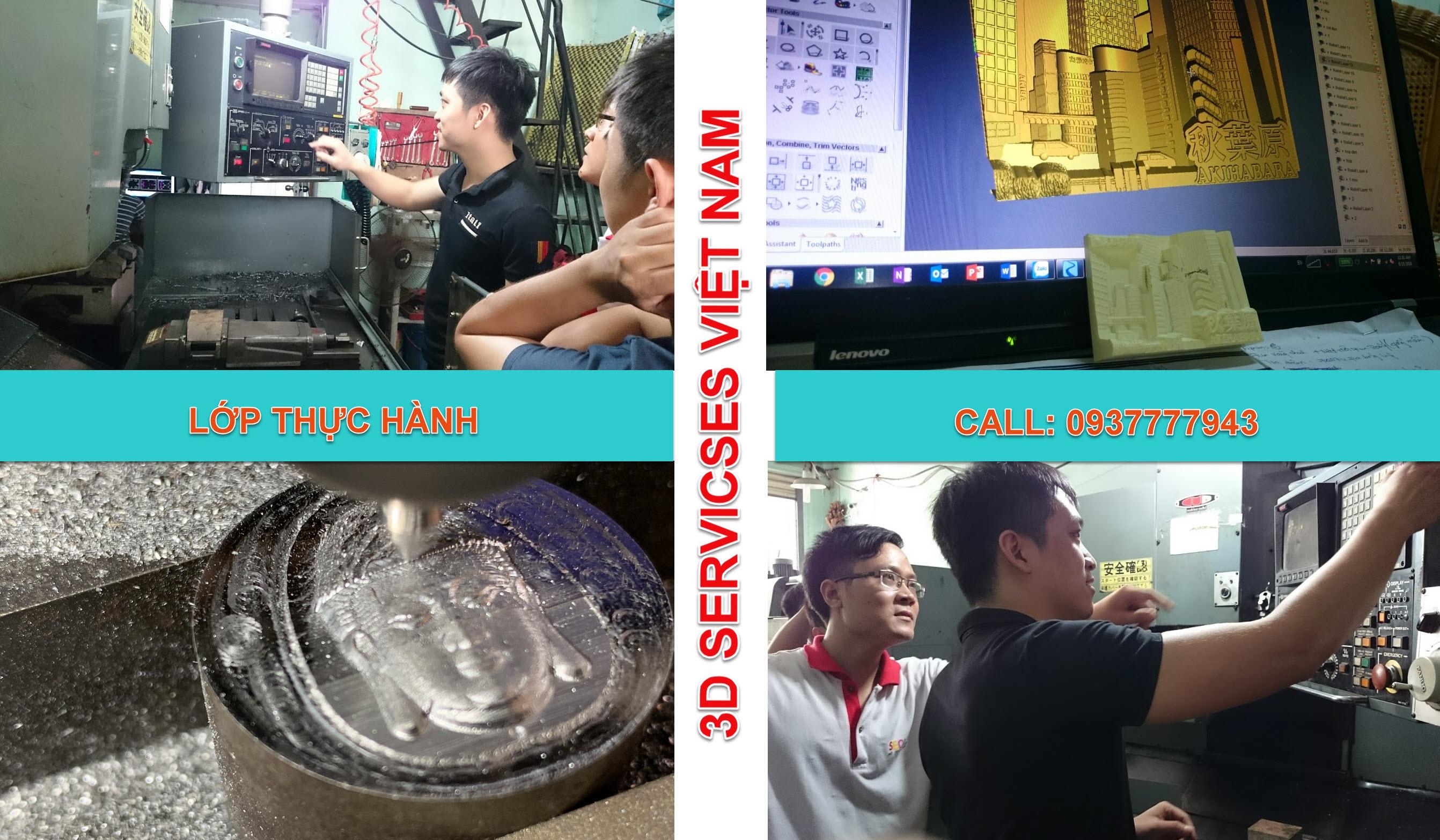 Khai giảng khóa học Solidworks - Mastercam tháng 9 - 2019 học phí chỉ 600k/ khóa