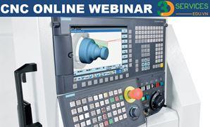 Khóa học lập trình Phay CNC online
