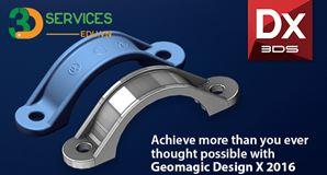 Khóa học thiết kế ngược trên phần mềm Rapidform - Geomagic Design X chuyên sâu