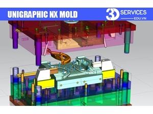 Khóa học tách khuôn và kết cấu khuôn trên phần mềm Unigraphic NX
