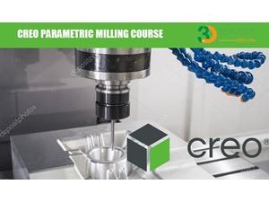 Khóa học Creo Parametric - Lập trình gia công phay CNC